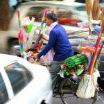 Cycling in Delhi