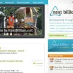 """NextBillion's New and Improved Hub for """"Base of the Pyramid"""" Solutions"""