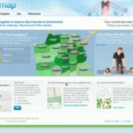 """World's First """"Urban EcoMap"""" Shows Urban Dwellers How to Live Sustainably"""