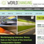 """WorldChanging: """"The Future of American Transportation Systems"""""""