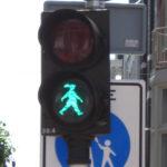 Holland's Female Walk Signs