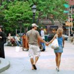 Walk21: More Footprints, Less Carbon