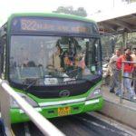 BRT Lurching Ahead in India