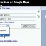 Google Maps Now Includes Bicycling Directions