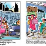 Cartoons Break Language Barriers to Support Sustainable Transport in India