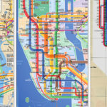 New York's Iconic Subway Map Gets Makeover