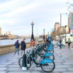 London Shifts into Bike-Share Gear