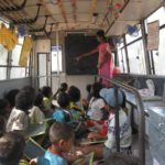 Back to School Edition: Mobile Classrooms Set Up in the Slums of India's Largest Cities