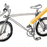 Friday Fun: Sketch Your Day on a Bike