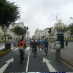 Female Bikers as Indicator for Street Safety in Latin America