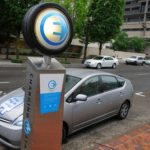 D.C. Area Boasts Residential Electric Car Charging Station