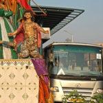 U.S. Transport Professionals Study Ahmedabad's Janmarg