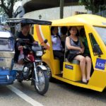Asian Development Bank Supports E-Trikes as Public Transit in Manila