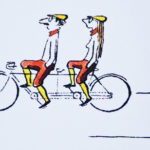 Friday Fun: A Tandem Bike for the Royal Couple