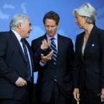 Christine Lagarde Will Bike to IMF