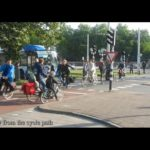Friday Fun: Bicycle Rush Hour in the Netherlands