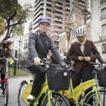 Road to Somewhere: ITDP and David Byrne on Tour for Bike Advocacy