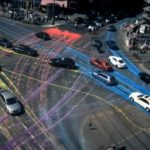 Friday Fun: Cars Paint Roads