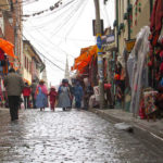 National Pedestrian Day in Bolivia