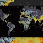 """Dencity"" Visualizes Seven Billion People"
