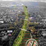 Hamburg, Germany to Cover Expanded Highway with Public Park
