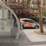 Does France's Autoliv electric vehicle sharing system offer us a glimpse of the future? Photo by Francisco Gonzalez.