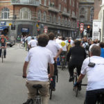 Worldwide Cycle Superhighways: Copenhagen, London, New York