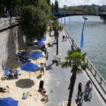 On the Waterfront: Paris, Madrid, San Francisco, Portland