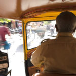Seatbelts, GPS, and padded seats could help auto-rickshaws go the final mile
