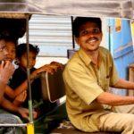 Auto-rickshaw in Chennai, Tamil Nadu, India. Photo by Kamakshi Sachidanandam/Flickr.