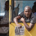 """New maps give """"matatus"""" bus drivers new knowledge that will allow them to better harness the transport market in the city of Nairobi, Kenya. Photo by Olli Pitkanen/Flickr."""