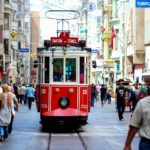 Pedestrianization projects like that of Istanbul's historic peninsula can reduce traffic crashes and protect pedestrians. Photo by Andres Arjona/Flickr.