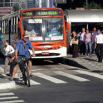 As national leaders prepare plans to curb greenhouse gas emissions at COP20, they can look to sustainable transport for win-win solutions that curb emissions while generating jobs, boosting economic growth, and improving public health. Photo by Associacao Ciclocidade/Flickr.