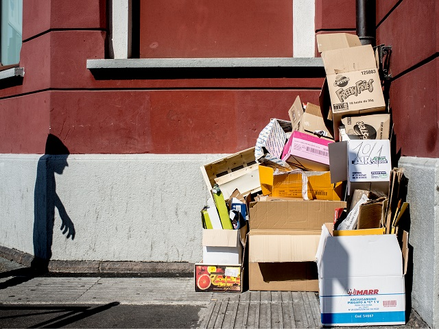 Green cities must address garbage and trash with effective waste management strategies