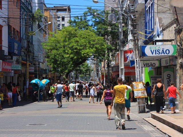 In 2014, Recife became the first city in Brazil to have a car-sharing program
