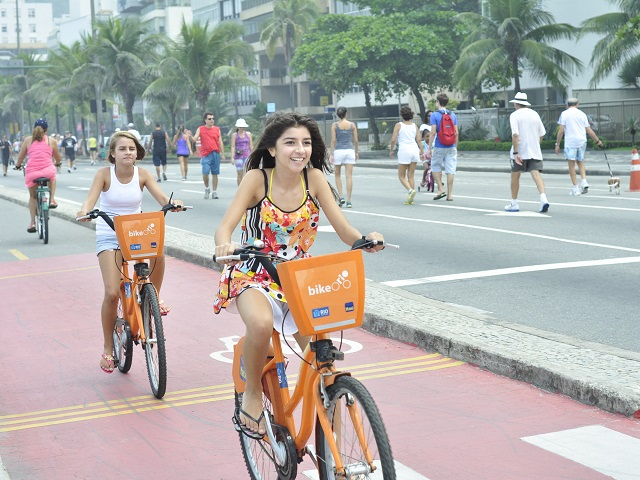 Rio's extensive cycling network