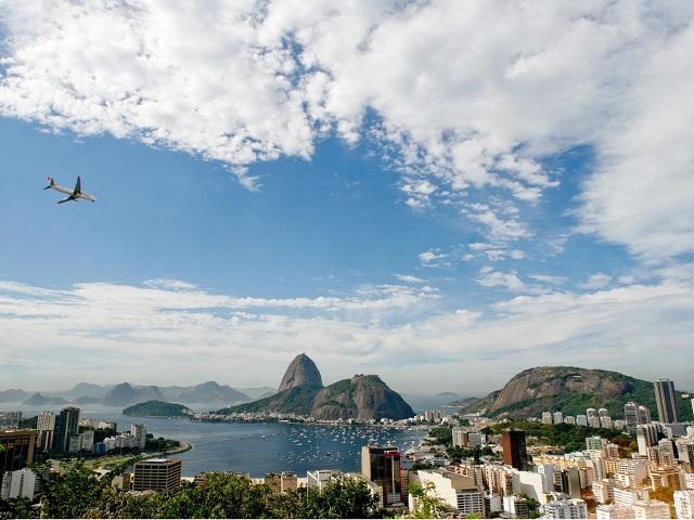 Building momentum in Rio