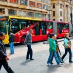 Bogota's BRT - TransMilenio
