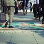 Sidewalk in Vancouver, Nossa Cidade