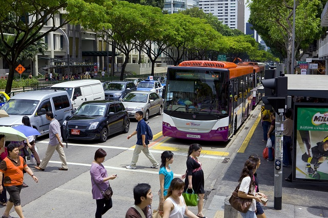 Road Safety in Singapore