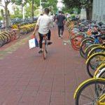 Chinese Cities Aim to Rein in Bike-Sharing Boom