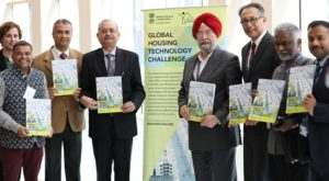 """""""Come, Participate in This Bold Indian Experiment:"""" Minister Hardeep Singh Puri on the Global Housing Technology Challenge"""