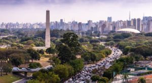 A Tale of Two Cities in Brazil (and the Forest that Connects Them)
