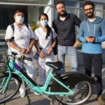 Bogotá Company Deploys 400 Free E-Bikes to Help Health Workers Respond to COVID-19