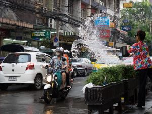 Thailand's Songkran Road Deaths Can Be Avoided